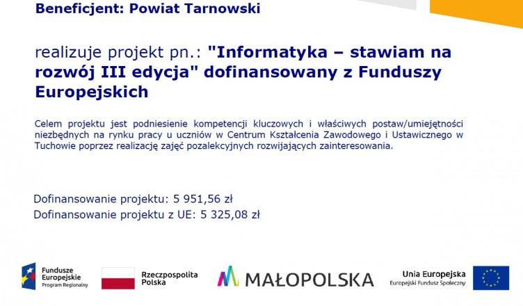 plakat ISTR_III