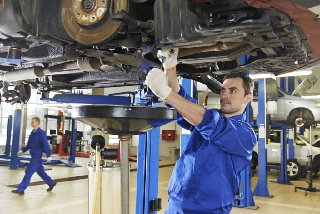 Mechanik pojazdów samocodowych